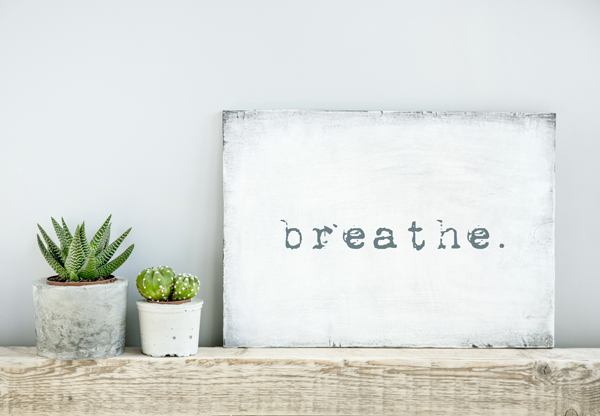self-care recovery - breathe - roc recovery services