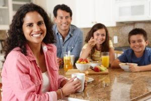 Happy Family - Two Simple Rules for Great Mornings (Even if You Have Children)